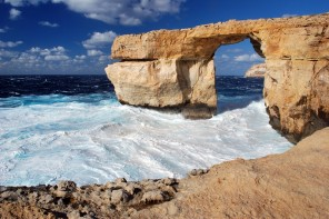Gozo Azzure window